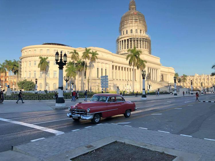 Havanna - Capitolium