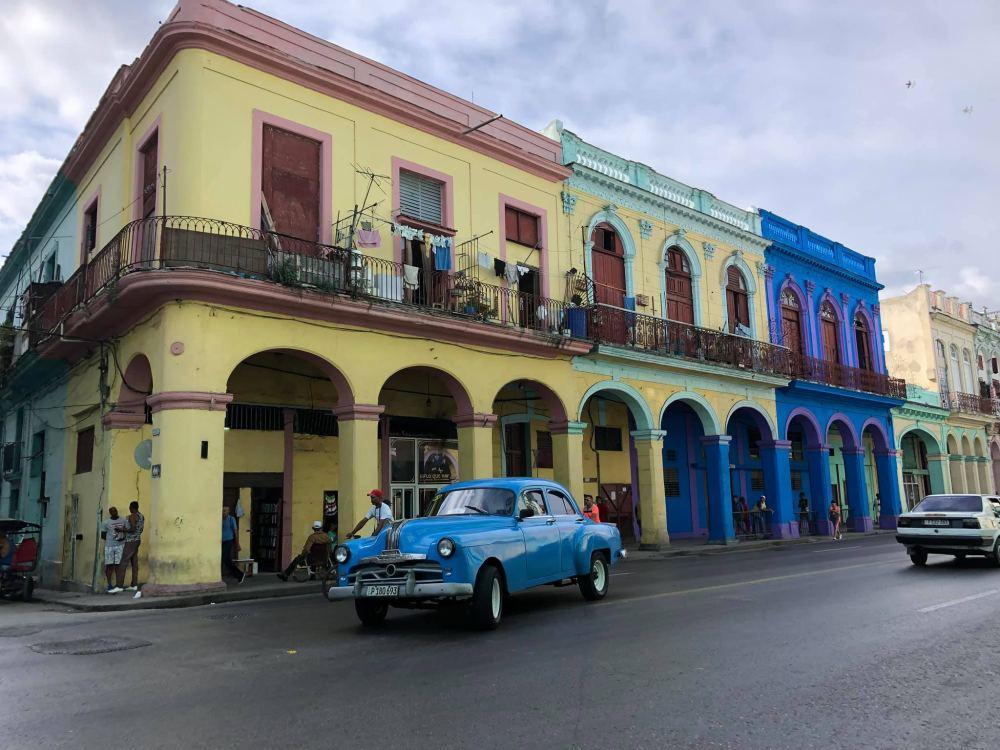 Kuba élménybeszámoló