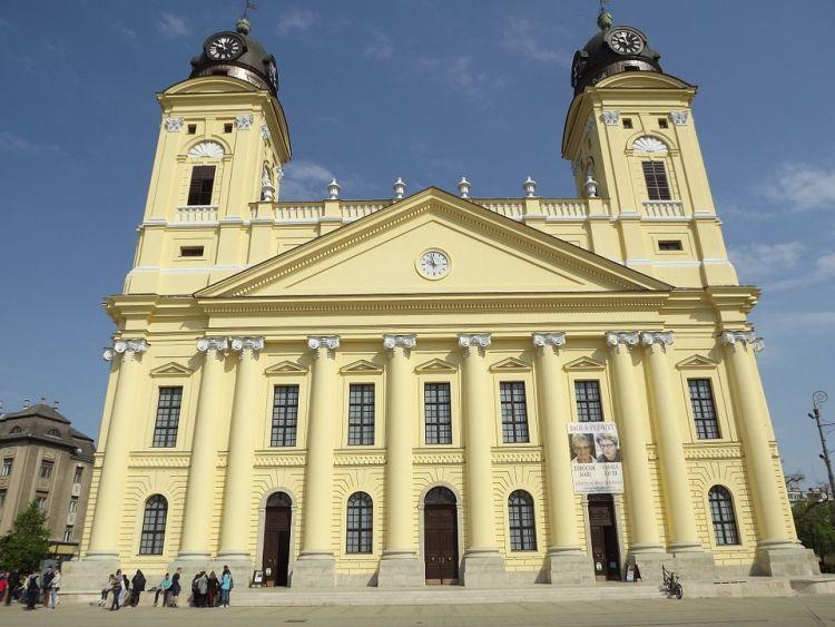 A leghíresebb református templom hazánkban