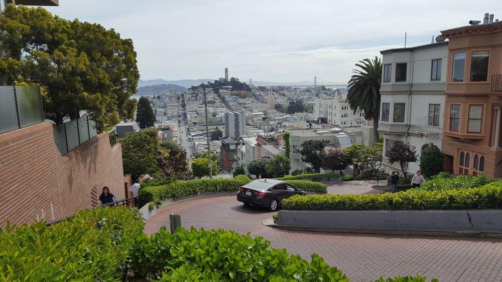 USA Nyugati part - 1.rész: San Francisco