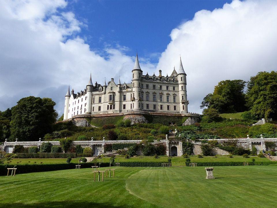 Skócia legszebb kastélyai, várai