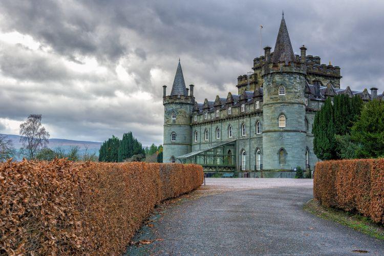 Skócia legszebb kastélyának tartják