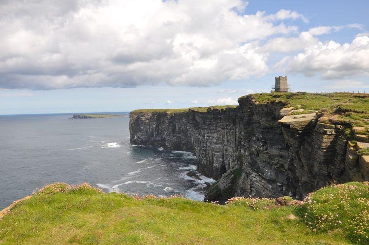Orkney-szigetek volt több ezer évvel ezelőtt Nagy-Britannia központja