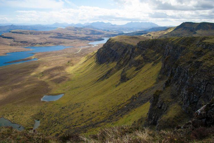 A sziget Skócia talán legszebb természeti helye