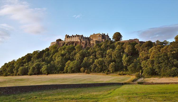 Skócia legjelentősebb vára