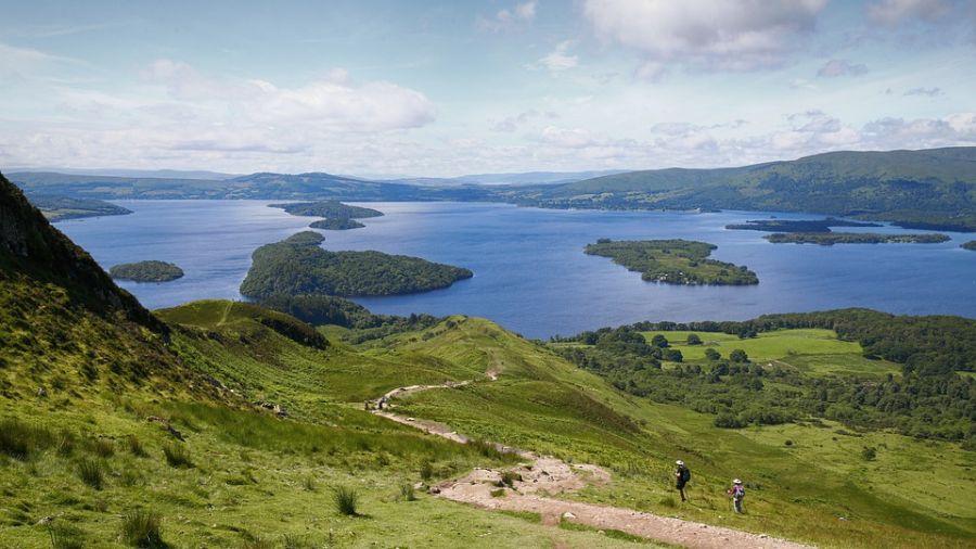 Skócia legszebb látnivalói, térképpel - városok, természeti helyek