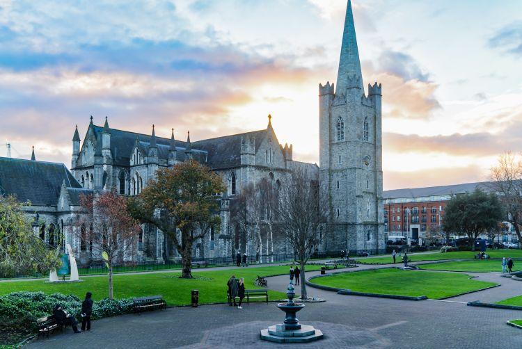 A katedrális Dublin látnivalók között mindenképp legyen