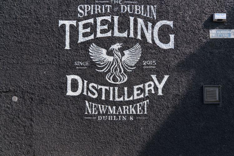 Dublin legújabb whiskey-gyára