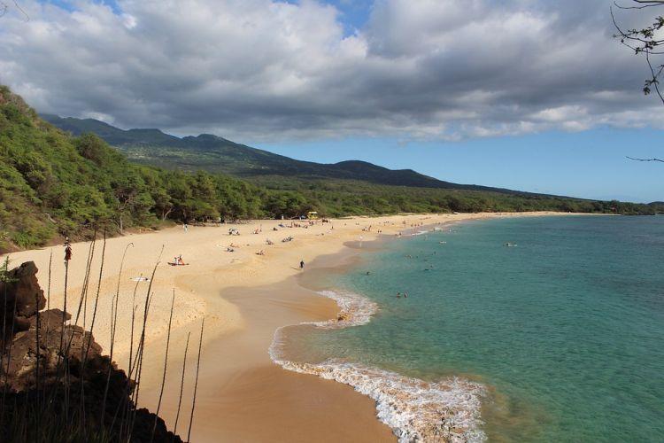 Hawaii legszebb tengerpartjai tartozik