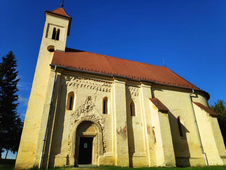És az utolsó látnivalóm ez a szép templom volt