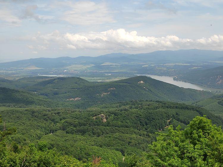 Kilátás az északi részre