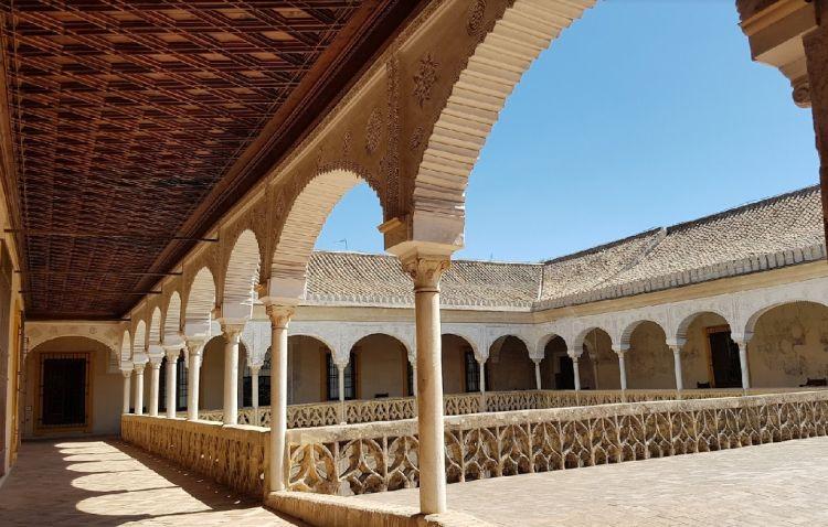 A mór palotában is remek alkotások láthatók