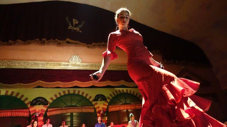 Flamenco előadás nélkül nem lehet elmenni a városból