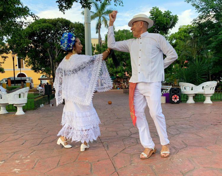 A tánc hozzátartozik a mexikói életérzéshez