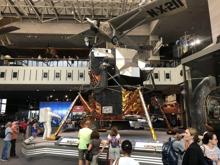 A világ legjelentősebb katonai-, polgári és űrrepülés-történettel foglalkozó múzeuma