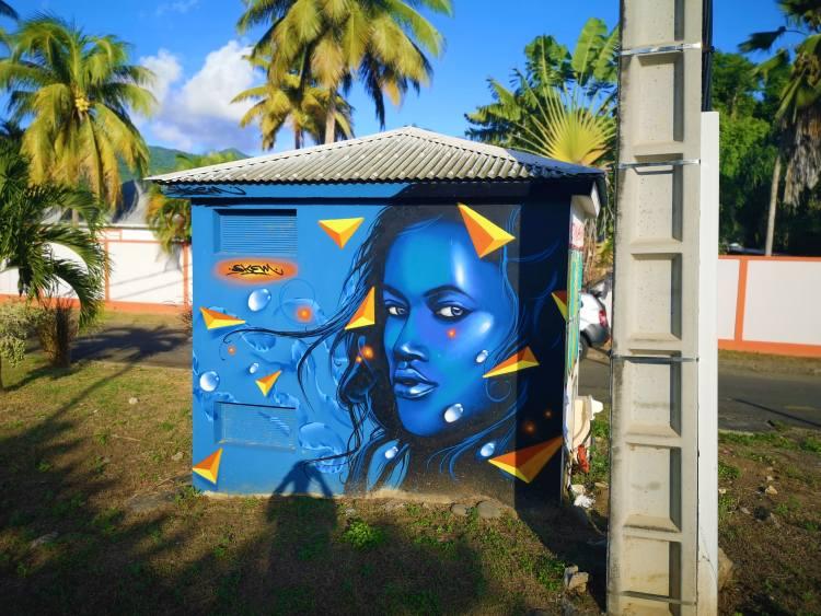 Graffitik szinte mindenütt