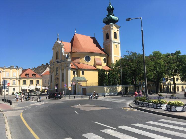 A barokk építészet egyik legszebb épülete