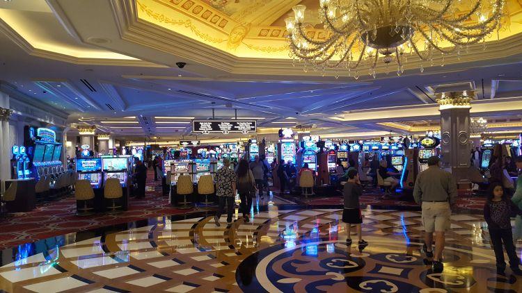 """Ez Las Vegas """"lényege"""""""