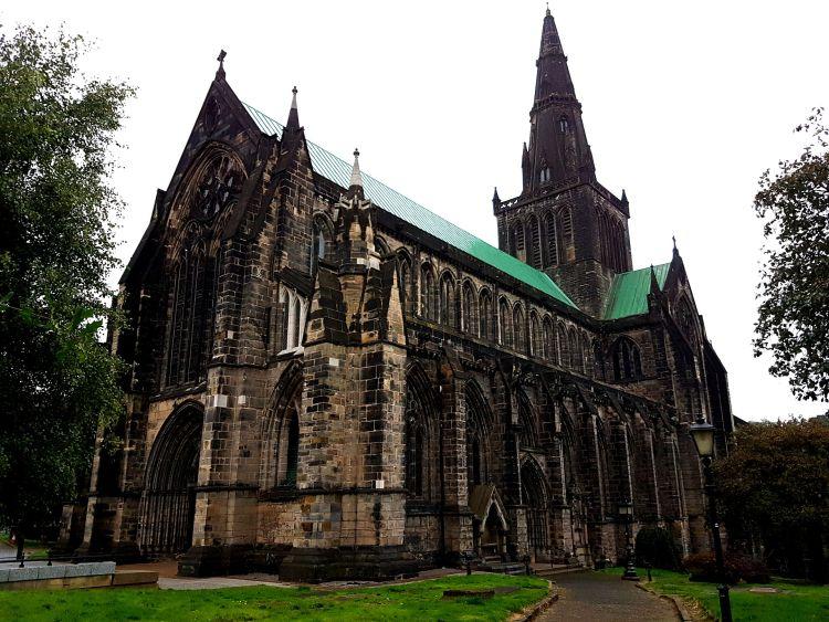 A glasgow-i katedrális
