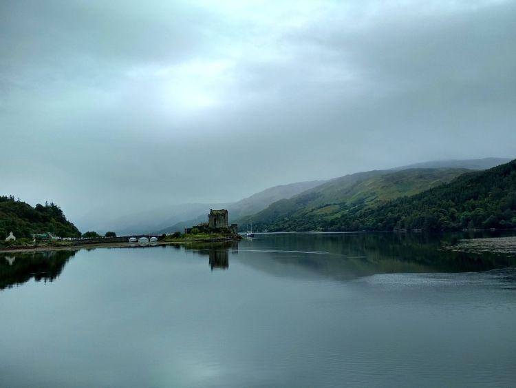Az egyik legtöbbet fotózott skót helyszín az Eilean Donani kastély