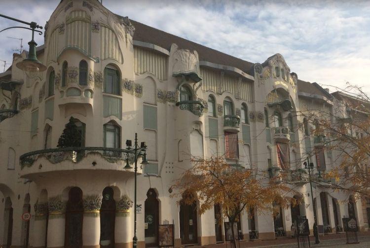 Hasonlít a barcelonai Gaudí épületekre