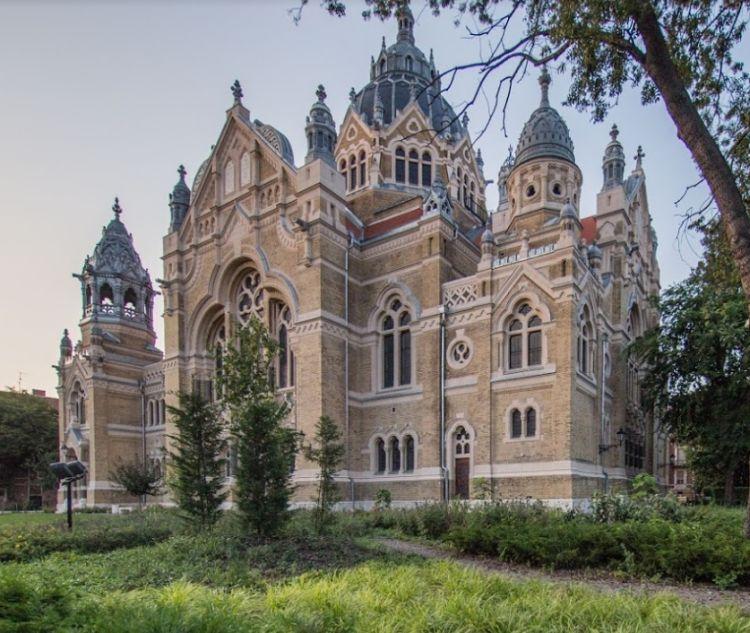 A világ 4. legnagyobb zsinagógája