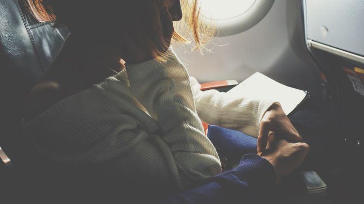 A repüléstől való félelem leküzdéséhez jó, ha van egy útitársunk