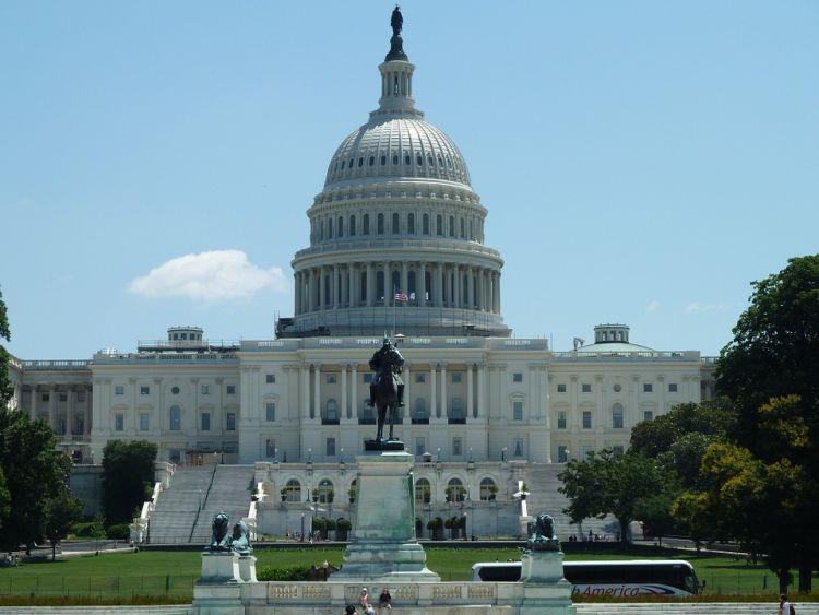 A Capitolium a Kongresszus székhelye