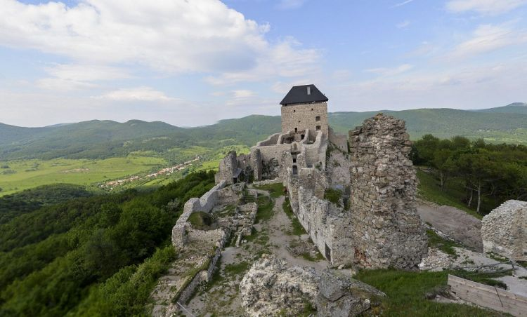 A várban több évig élt II. Rákóczi Ferenc