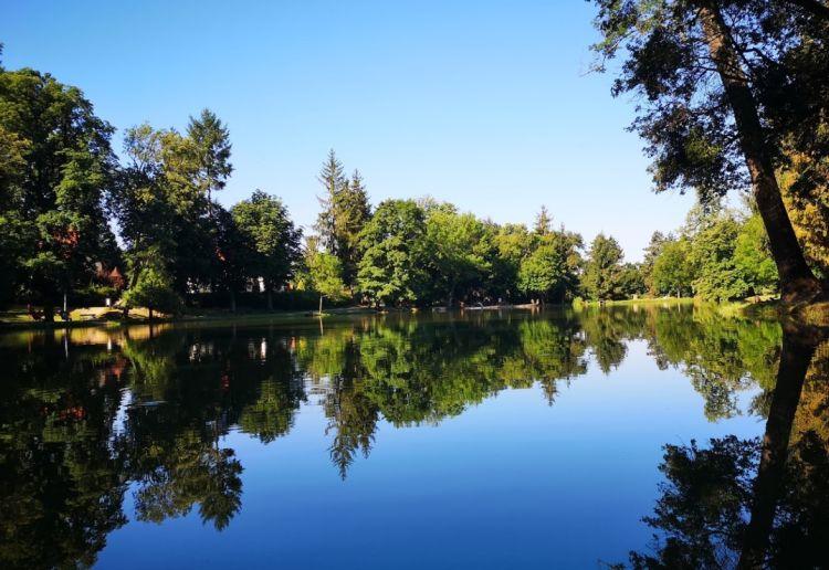 A Szikla-tó Felsőtárkány ékköve