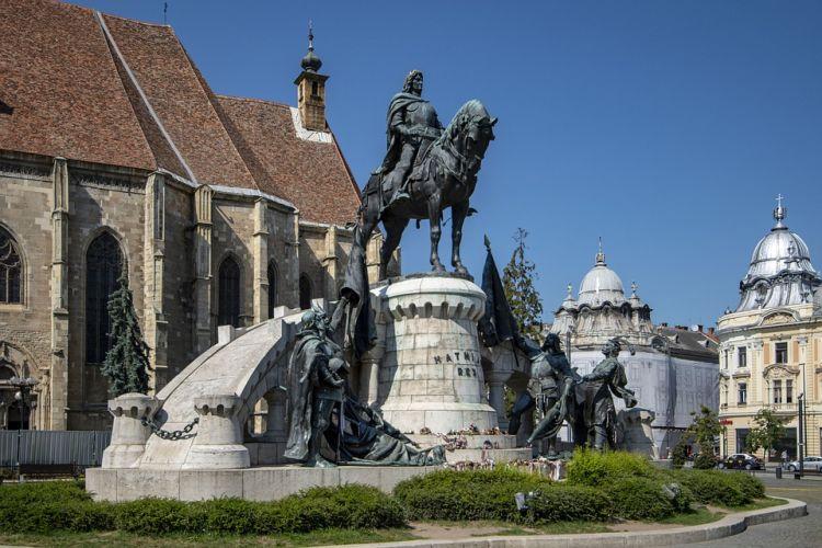Kolozsvár a magyar történelem egyik fontos városa