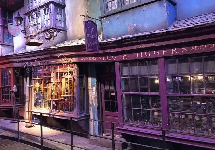 A Harry Potter Filmstúdió a legnépszerűbb gyerekbarát program