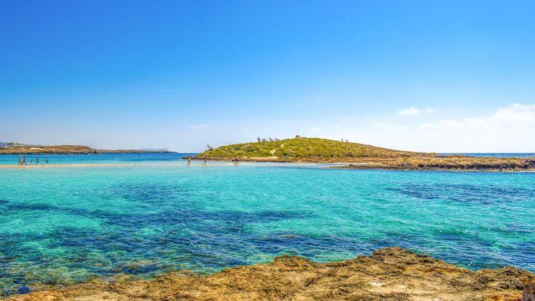 Csodás színek jellemzik a partrészt
