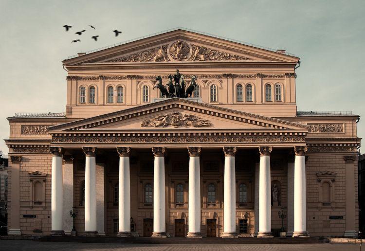 A Bolsoj az orosz balett központja