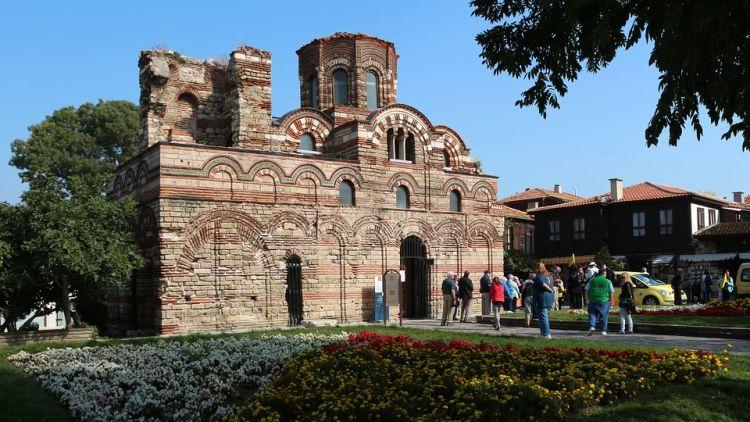 A Pantokrátor-templom az egyik legszebb épület