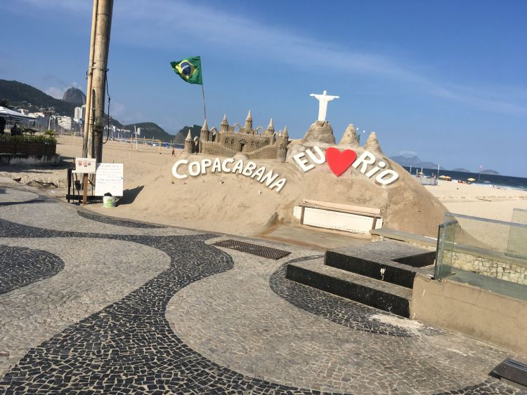 Ez fogad a Copacabanán