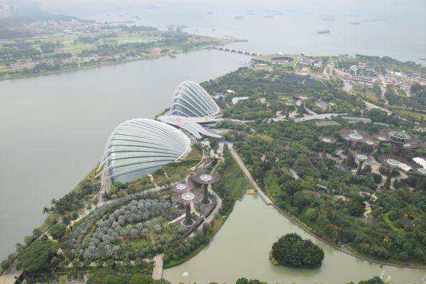 Szingapúr csodás város