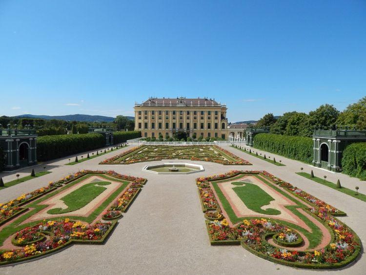 Bécs legszebb látnivalója a Schönbrunn
