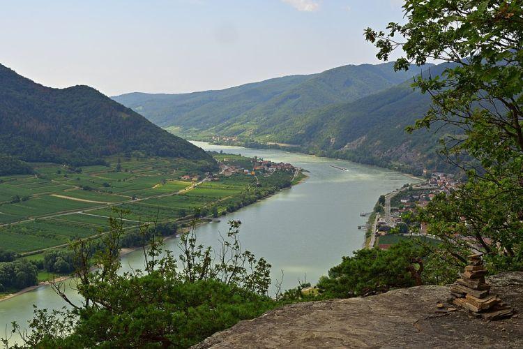 Az osztrák Dunakanyar