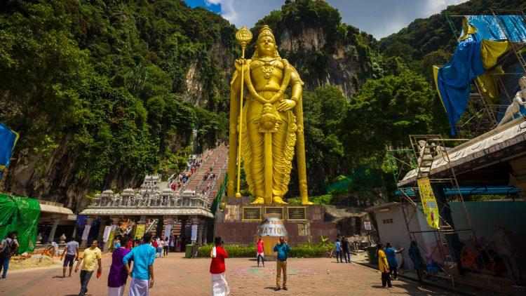 Délkelet-Ázsia egyik legfontosabb hindu zarándokhelye
