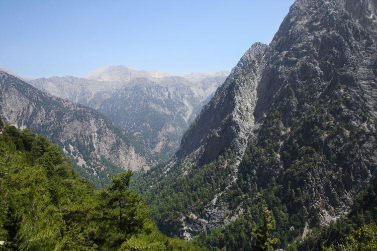 Európa leghosszabb szurdoka Krétán van!