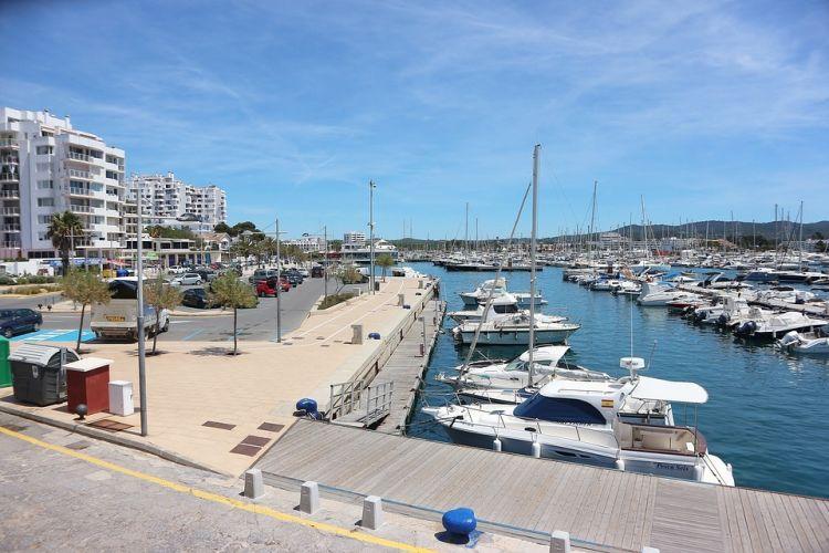 San Antonio Eivissa mellett a másik központ