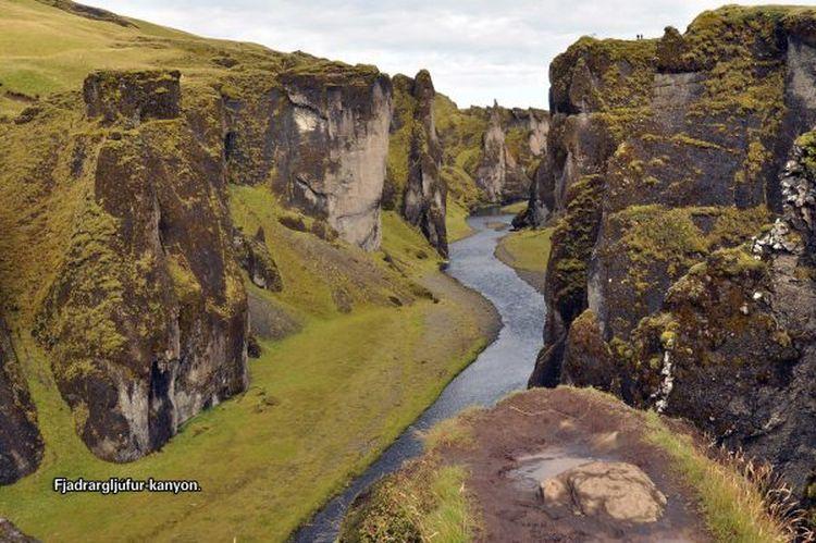 Ember legyen a talpán, aki ki tudja mondani a kanyon nevét :)