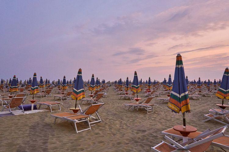 Bibione és környéke régóta népszerű tengerparti nyaralóhely