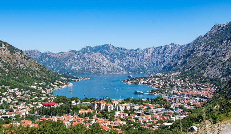 Kotor az Adria egyik legszebb vidéke