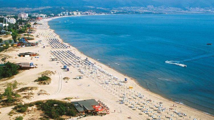 A Napospart újabban egyre ismertebb nyaralóhely