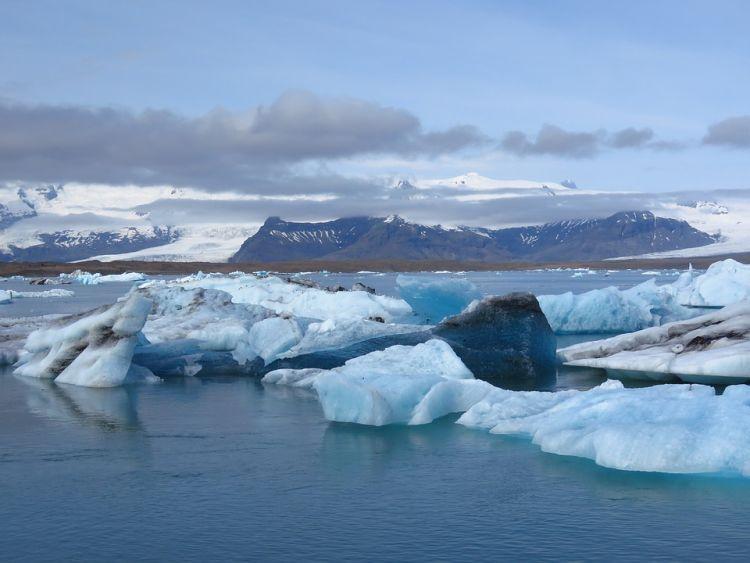 Vatnajökull Izland 8 %-át foglalja el!