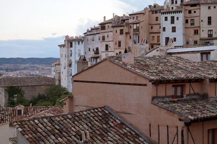 A Függő házakról is híres Cuenca