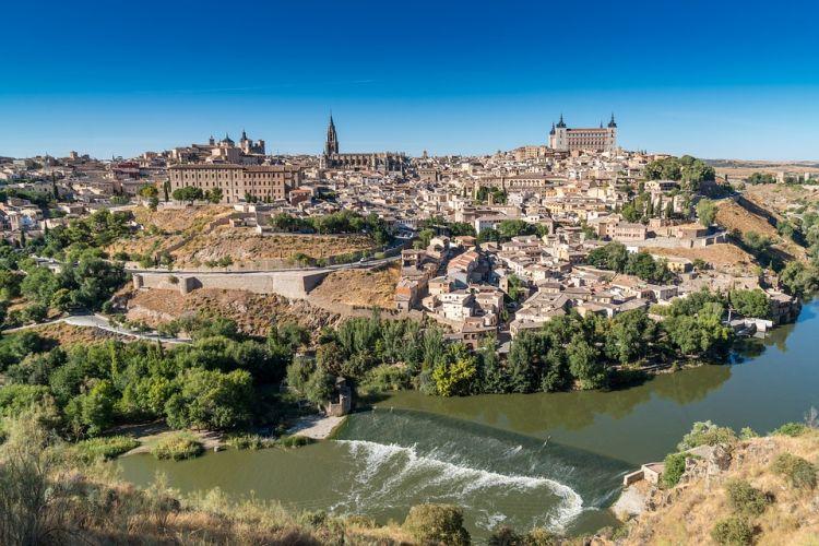 Toledo volt régen a főváros