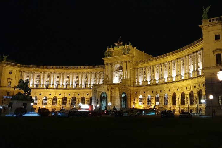 A Habsburgok székhelye volt